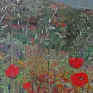 SOLD Southern France Flora
