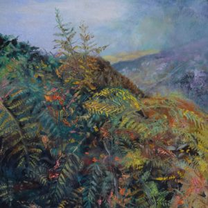 SOLD Bracken at Rydal Water