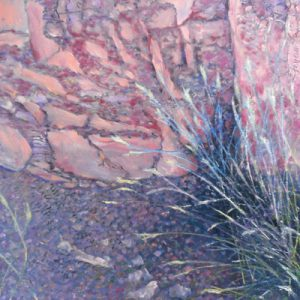 Red Earth & Grasses