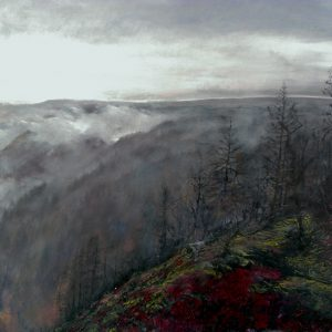SOLD - Fog at Thirlmere